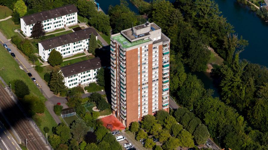 Wohnhochhaus