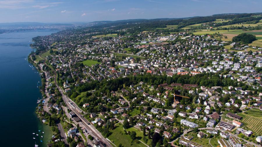 Zürichsee: Goldküste