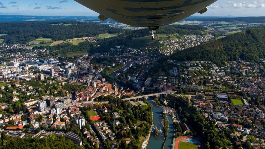 Baden-Panorama
