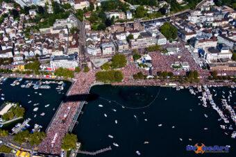 Seebecken zur Streetparade