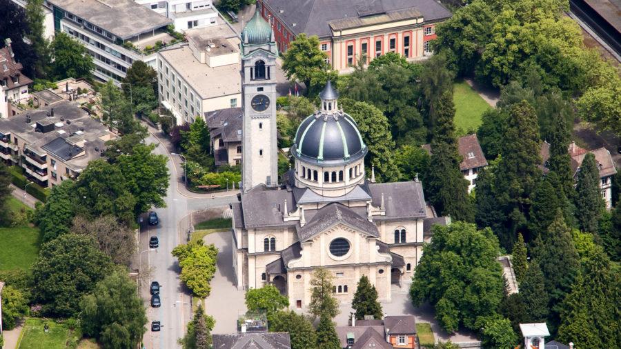 Kirche Enge, Zürich