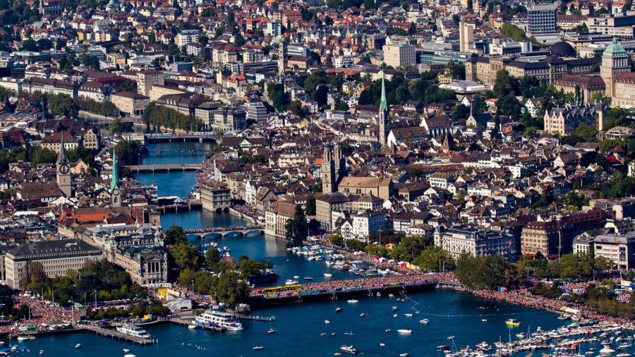 Postkarten-Zürich