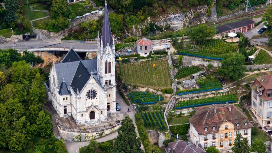 Reformierte Kirche Biel