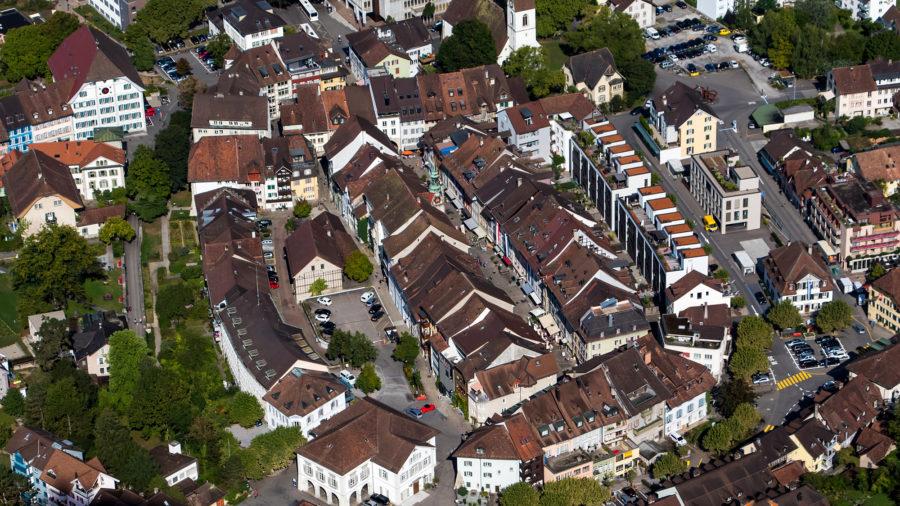 Downtown Lenzburg