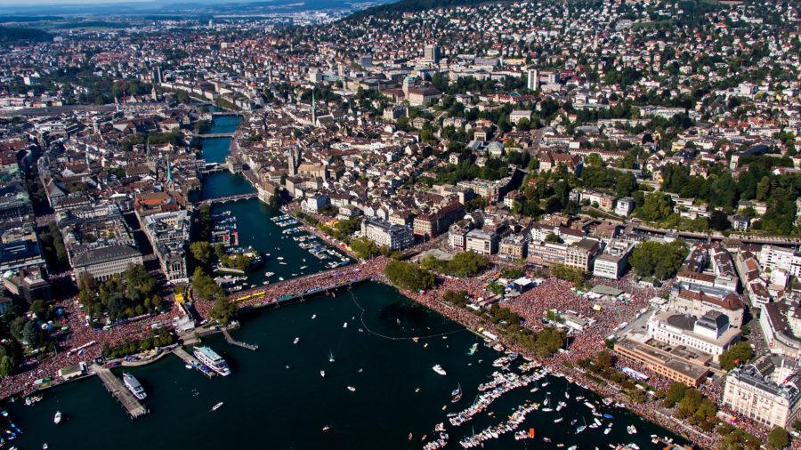 Zürich-Panorama