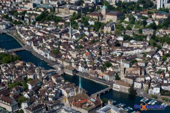 Zürichs Altstadt