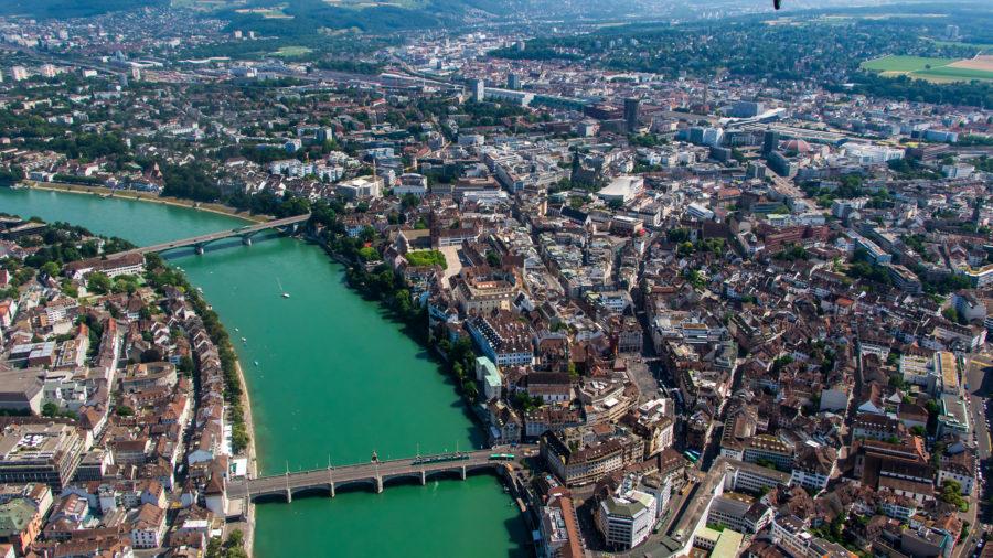 Basel-Panorama