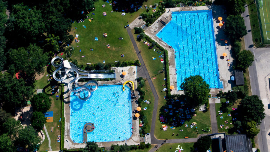 Pool-Geometrie