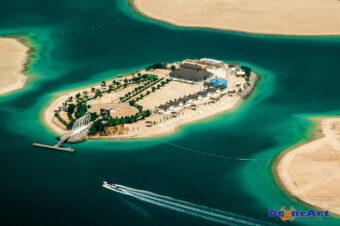 Hotel-Insel