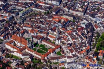 St. Galler Klosterbezirk