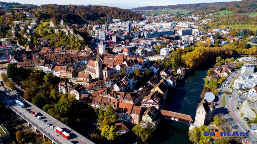 Badens Altstadt