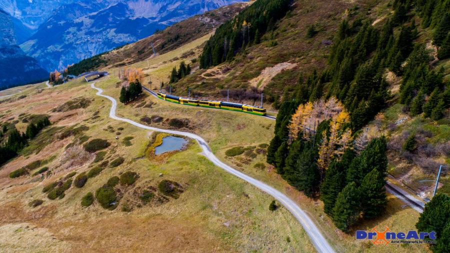 Wengernalpbahn II