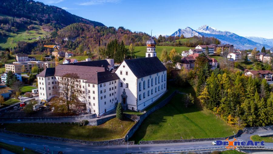 Ehemaliges Kloster Pfäfers